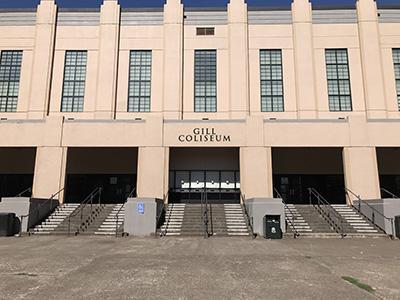 Gill Coliseum