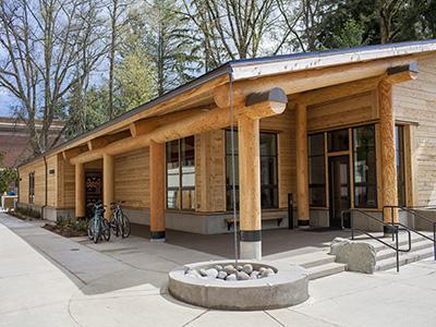 Native American Longhouse Eena Haws