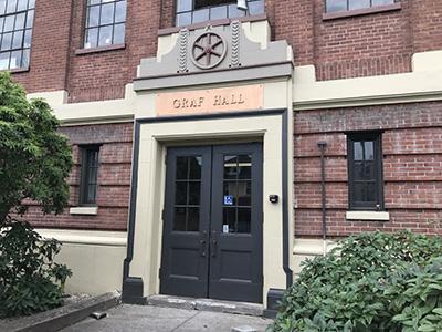 Graf Hall